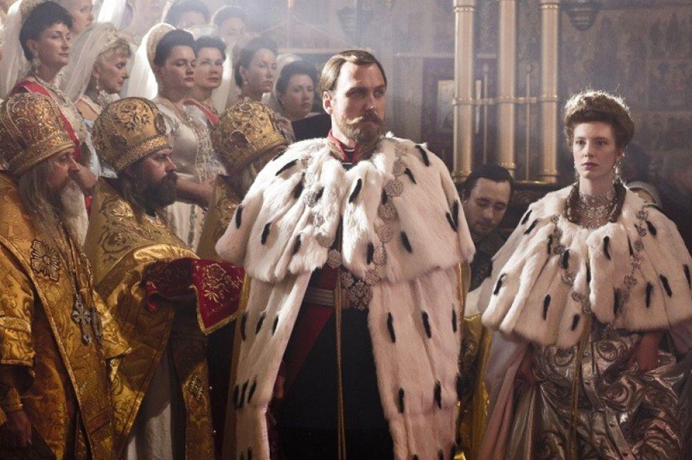 В фильме Алексея Учителя «Матильда» роль императора исполнил Ларс Айдингер.