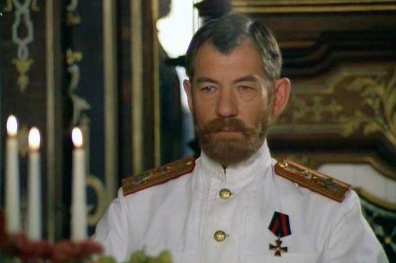 В историческом телефильме 1996 года Ули Эделя «Распутин», удостоившегося трех премий «Золотой глобус» и трех «Эмми», императора сыграл Иэн Маккеллен.