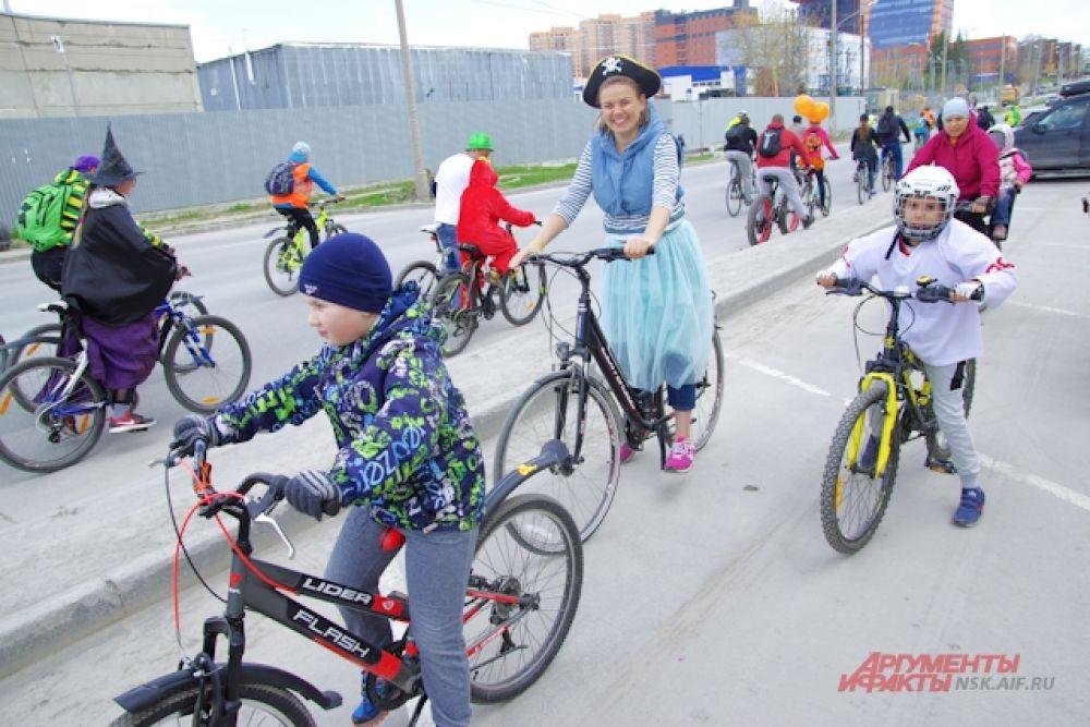 В Новосибирске прошел карнавал не менее интересный, чем Бразильский.