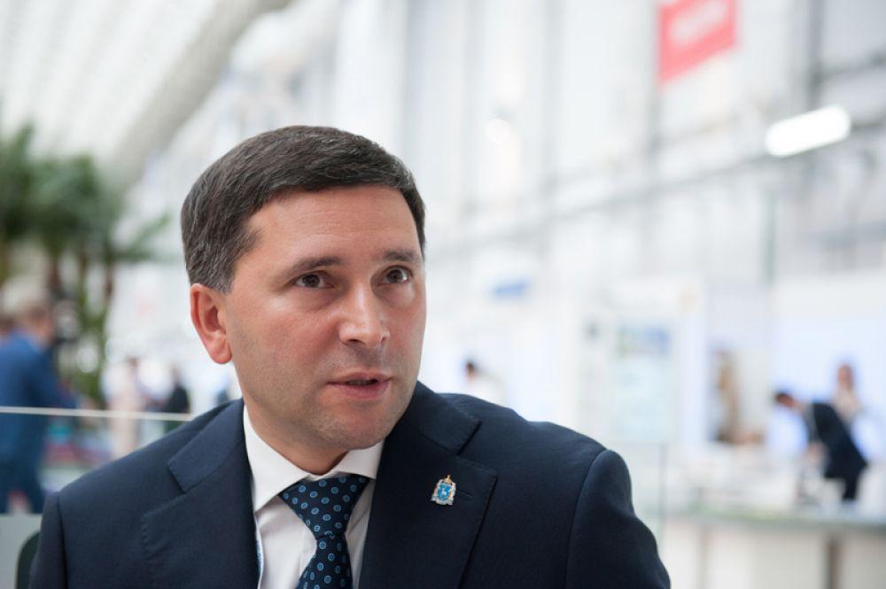Губернатор Ямало-Ненецкого автономного округа Дмитрий Кобылкин назначен на пост министра природных ресурсов и экологии.
