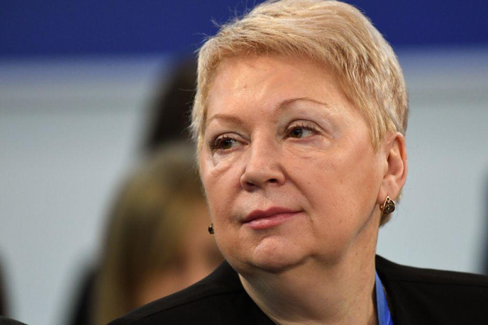 Пост министра просвещения заняла Ольга Васильева, ранее занимавшая должность министра образования и науки.