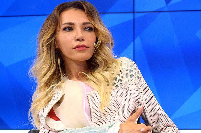 Юлия Самойлова.
