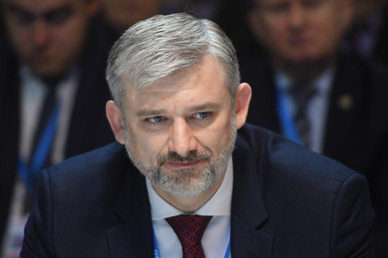 Министром транспорта стал Евгений Дитрих, занимавший должность первого замминистра транспорта. Он сменил Максима Соколова.