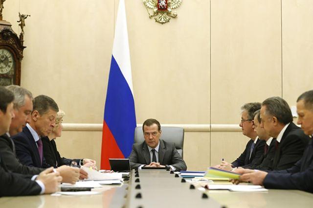 Президент РФ Владимир Путин принял все предложения по персональному составу нового кабинета министров