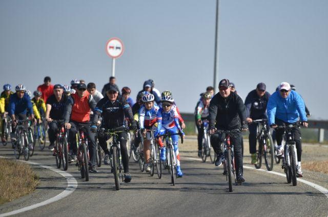 Велопробег «Пермское кольцо» пройдёт 20 мая с 9.00 до 11.30