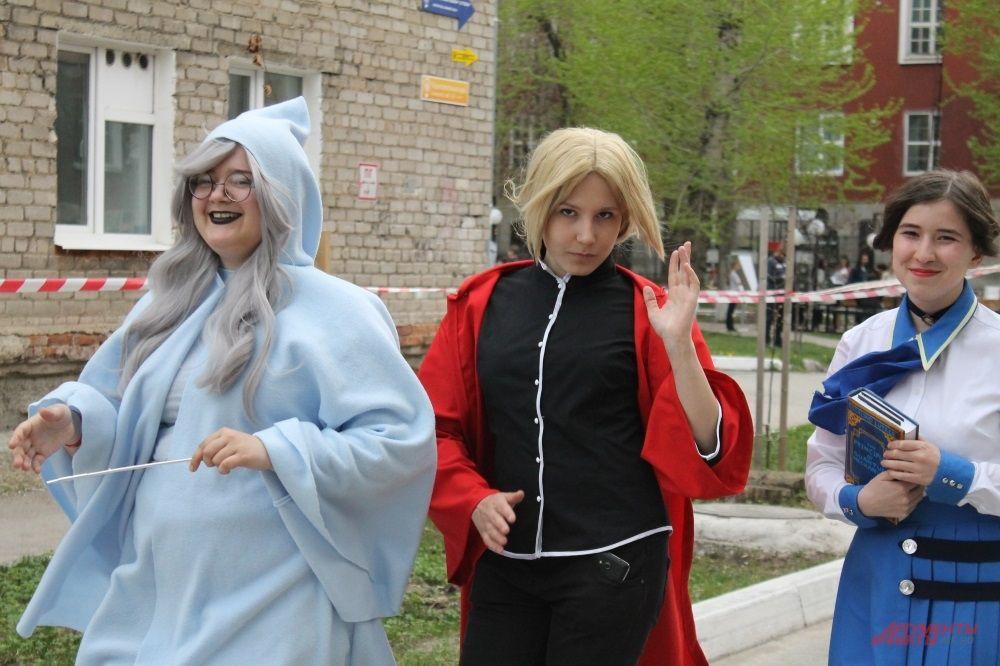 Маги и ведьмы на территории ПГНИУ