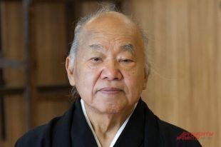 Симадзу Кэндзи-сэнсэй.