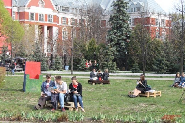 Акция «Ночь в университете» впервые прошла в 2011 году