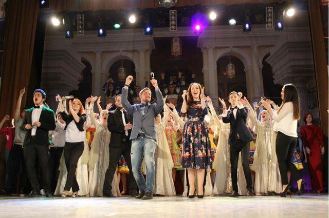 Тюменцы голосуют за «Лучшую региональную программу» Российской студвесны
