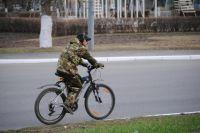 Молодой человек похитил велосипед у знакомого.