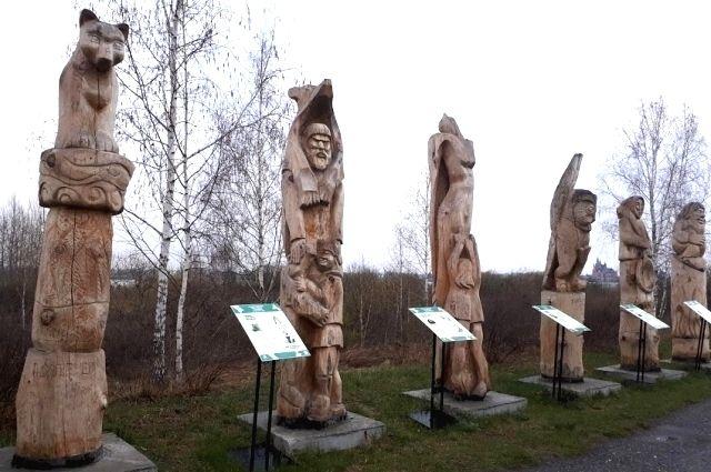 Археологический музей-заповедник.