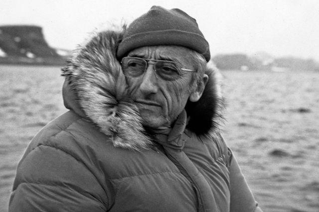 Жак-Ив Кусто.