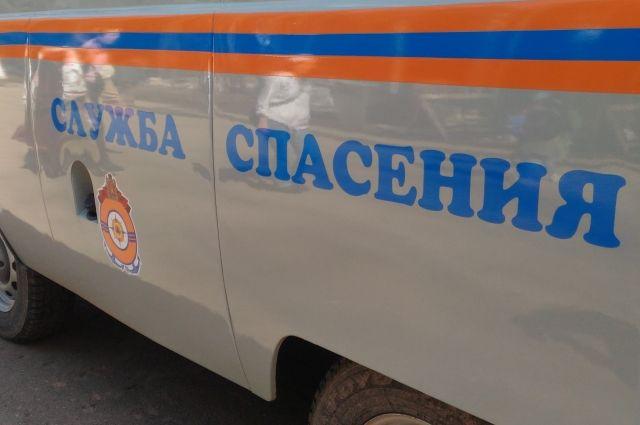 Спасатели оказали помощь пострадавшим.