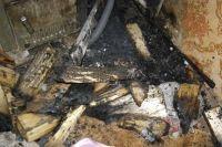 В Омске пожар унес жизни четырех человек.