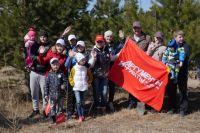 АиФ-Югра высадили 40 деревьев в честь юбилея АиФ