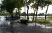 Разлившийся Дон затопил станицу Старочеркассую и окресности. Лодки и суда оказались на улице станицы.