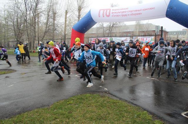 В Кемерове состоялись соревнования «Российский Азимут — 2018».