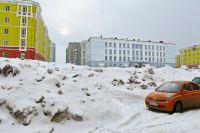 Норильск в мае 2018 года.