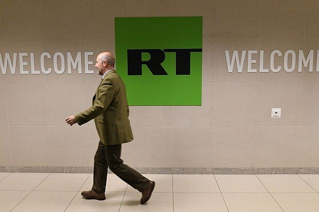 Три новых расследования начато против канала RT наБританских островах