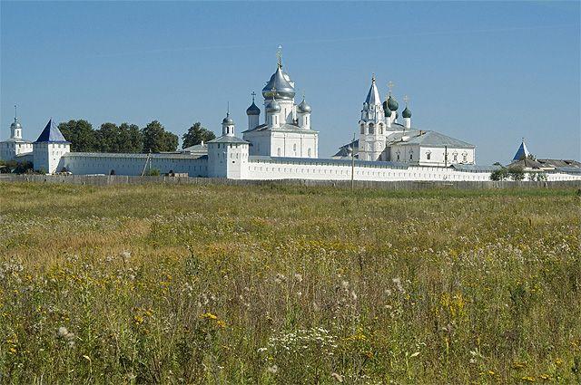 Никитский монастырь.