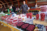 Тюменцы стали есть больше ягод и фруктов