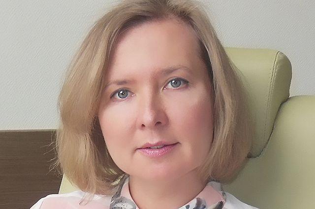 Юлия Миронова.