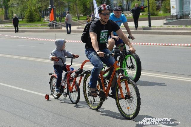 В Омске состоится спортивный праздник