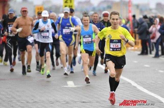 Зеленый марафон пройдет 27 мая.