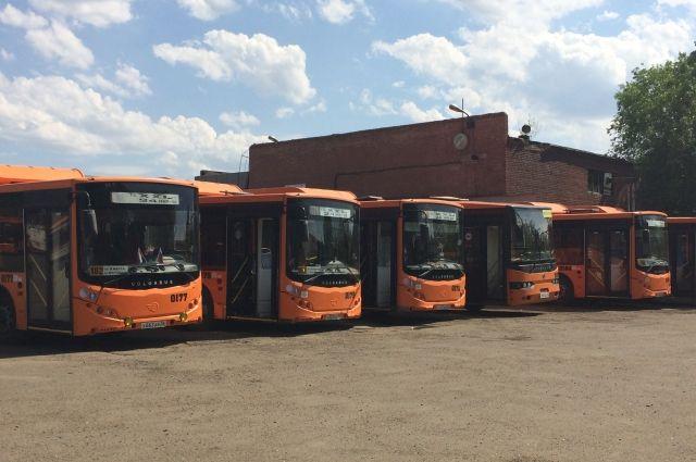 В Оренбурге муниципальный транспорт переходит на безналичный расчет.