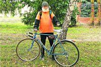 Гоняйте на велосипеде до седых волос.