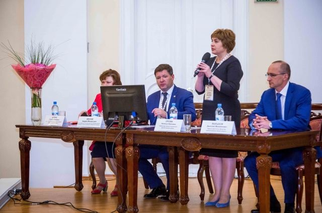 В Омск приехали гости из других регионов России.