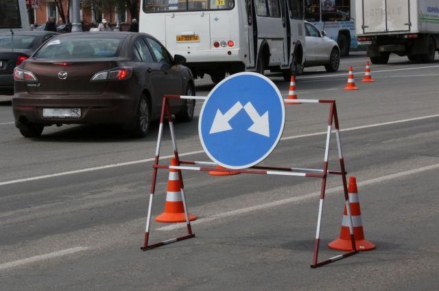 Дорожники приступят к финальной стадии работ на 7 участках в Кемерове.
