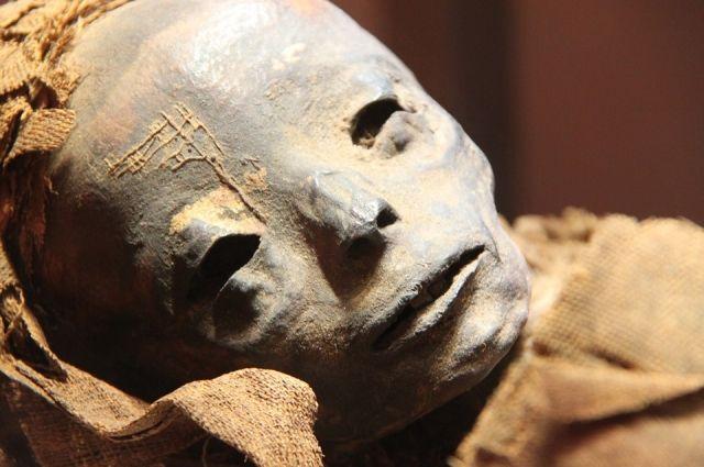 Археологи нашли фрагменты исчезнувшего города.