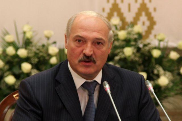 Лукашенко раскритиковал белорусских хоккеистов