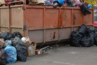 Вывоз мусора станет дорогим удовольствием.
