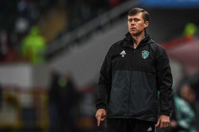 Игорь Ледяхов подписал контракт с «Ахматом» на три года