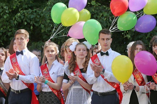 23 мая в калининградских школах пройдут последние звонки.