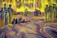 Готовится к открытию выставка тюменского художника Дмитрия Бобонича