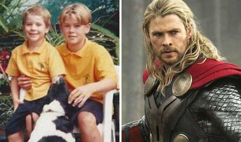 А вот и Тор - один из самых сильных героев Вселенной Marvel, и по совместительству - бог молнии, сын Одина и обладатель Молота. Роль Тора исполнил Крис Хэмсворт. Кстати, несмотря на печальный финал