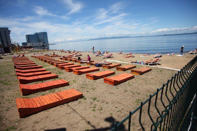Частные фото на пляже владивостока — pic 8