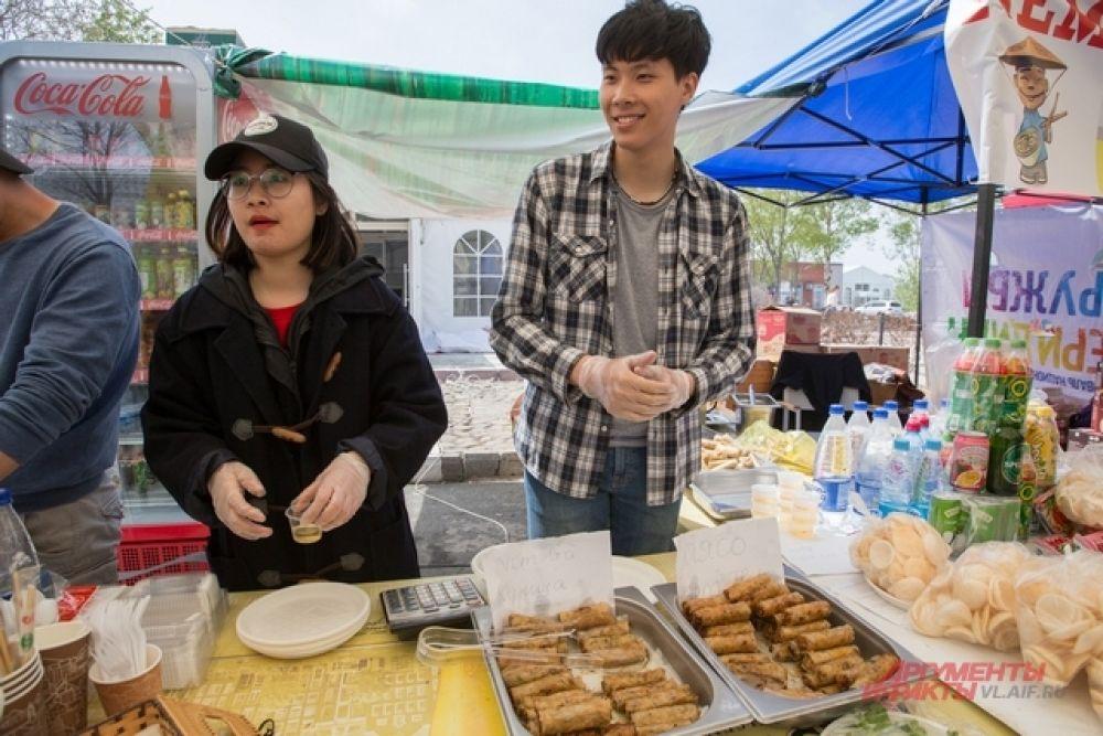 Вьетнамская кухня - пальчики оближешь!
