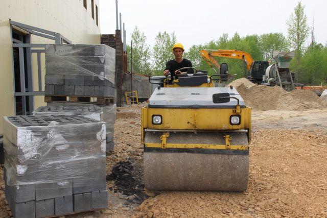 Новые котельные в Партизанском районе строят ударно.