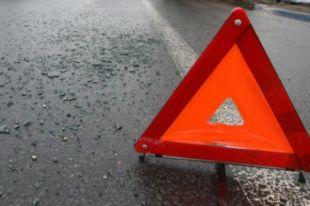 ДТП произошло на 11-м километре дороги «Малый обход Красноярска».