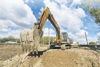 На Маратовской развязке в Иркутске начался второй этап  реконструкции.