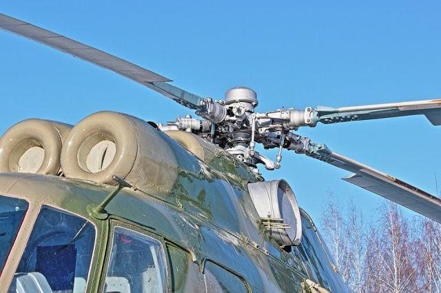 Вертолеты полетят с началом ледохода