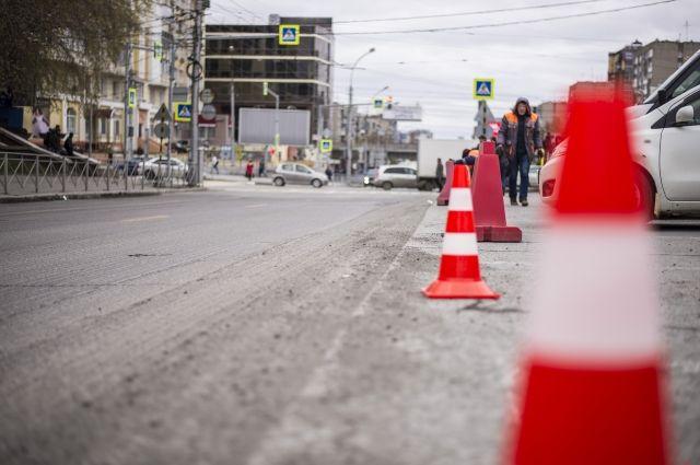 Ремонт дорог в 2018 году.