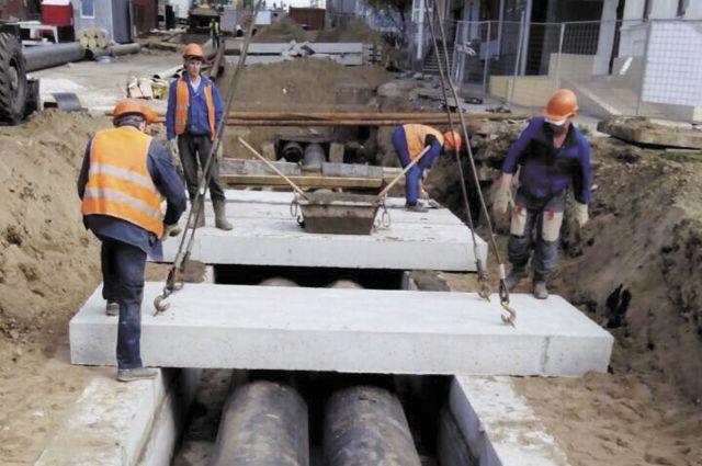 В Перми в этом году планируют переложить 8,3 км тепломагистралей и отремонтировать более 16км тепловых сетей.