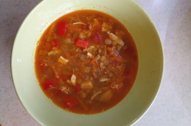 Вкусные и полезные блюда готовили на мастер-классе.