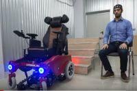 Сейчас инновационная коляска проходит тестирование.