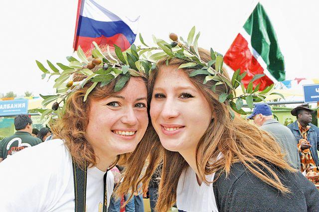 Ханты-Мансийский округ славится своей многонациональностью
